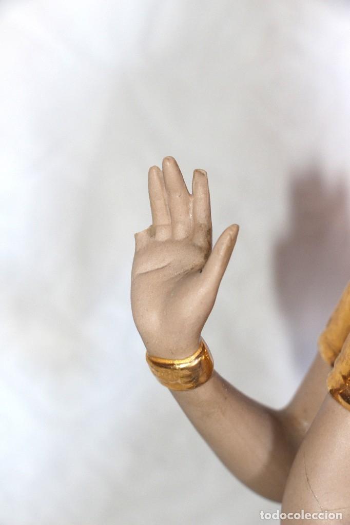 Arte: diosa indu de la colección tempus de Nadal - Foto 9 - 173816055