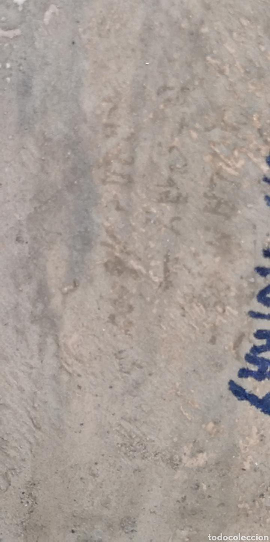 Arte: Busto en terracota de Millán Astray, años 20, pequeños desperfectos - Foto 8 - 175220984