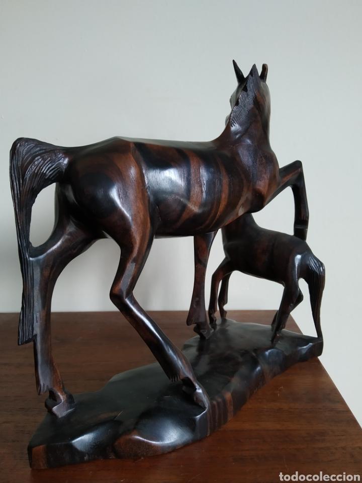 Arte: Figura madera de ébano - Foto 5 - 175881665