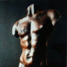Arte: ESCULTURA BRONCE FUNDIDO, LE MALE.. Lote 176102683