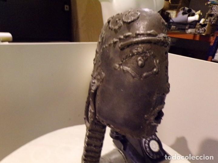 Arte: escultura hierro forjado - Foto 4 - 177500615