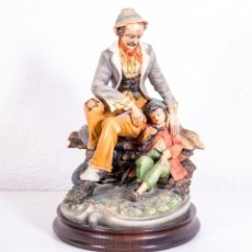 Arte: FIGURA DECORATIVA GRAND PERE. Lote 177800073