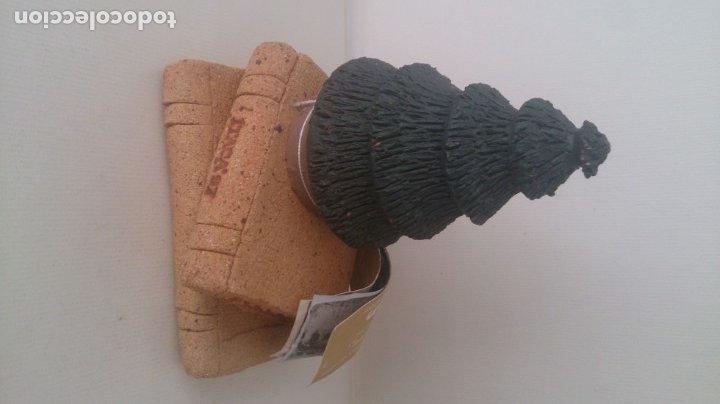 ESCULTURA DE TERRACOTA 18X12CTMS. 1200 GMS. ( TIERRAS DE VALID) FIRMADA (Arte - Escultura - Terracota )