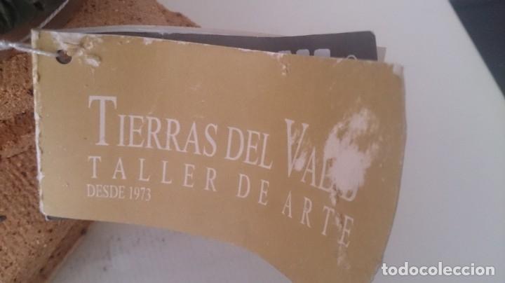 Arte: Escultura de terracota 18x12ctms. 1200 gms. ( tierras de valid) firmada - Foto 3 - 179521940