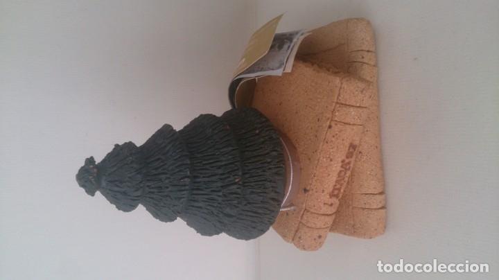 Arte: Escultura de terracota 18x12ctms. 1200 gms. ( tierras de valid) firmada - Foto 16 - 179521940