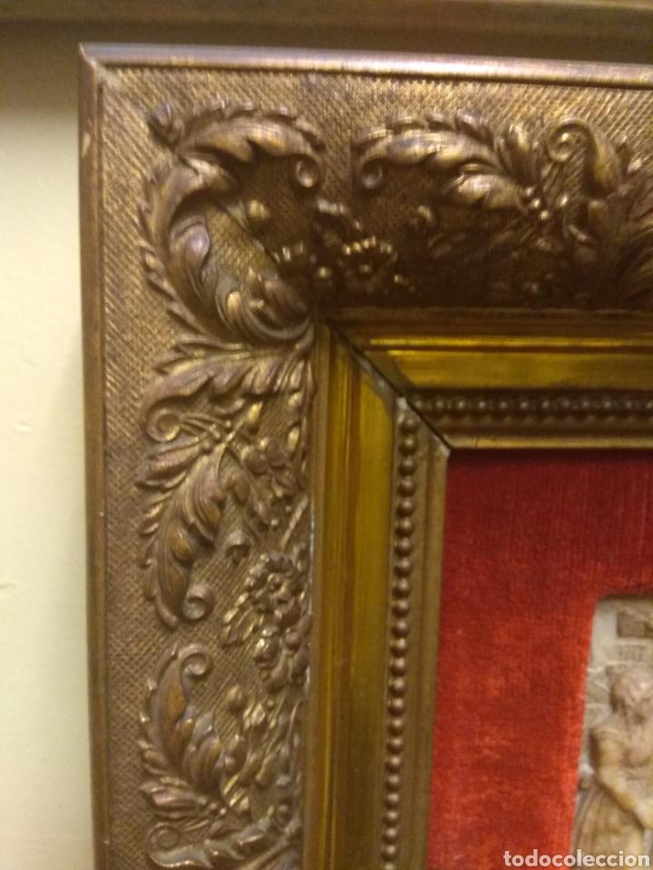 Arte: Espectacular Pareja de Relieves Religiosos de Alabastro - Siglo XVI - Vía Crucis - Malinas - Bélgica - Foto 16 - 180035123