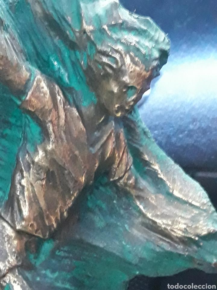 Arte: Escultura bronce - Foto 2 - 180947063