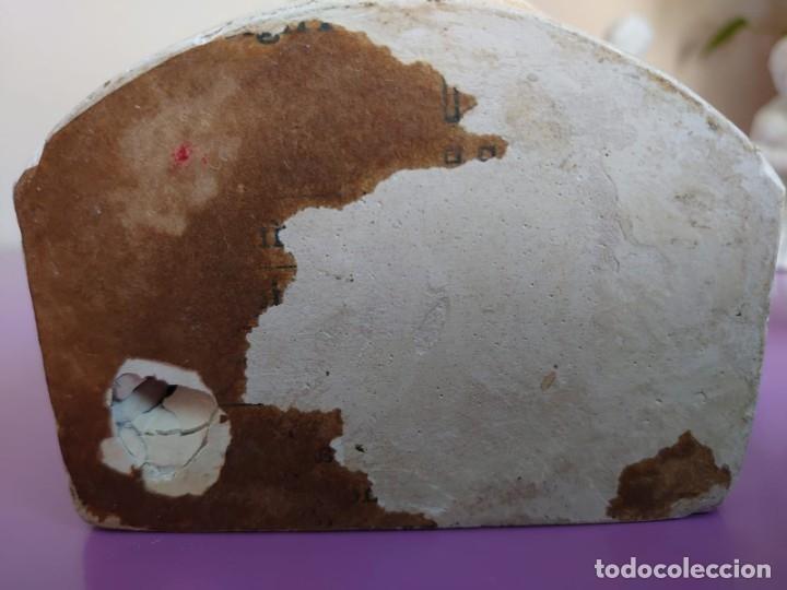 Arte: ANTIGUO BUSTO AFRODITA 1920 PIEDRA CALIZA TECNICA DE ESCULTURA LIGERA - Foto 6 - 181139372