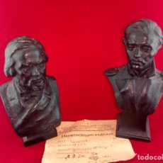 Arte: BUSTOS RUSOS URSS 1961. Lote 181505862