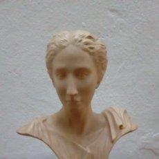 Arte: BUSTO DAMA ROMANA, TERRACOTA. Lote 181778226