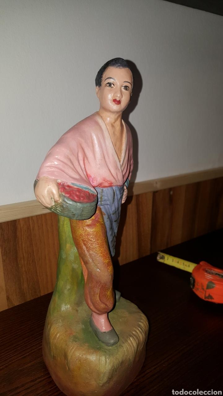 Arte: Pastor modernista figura. - Foto 3 - 181989848