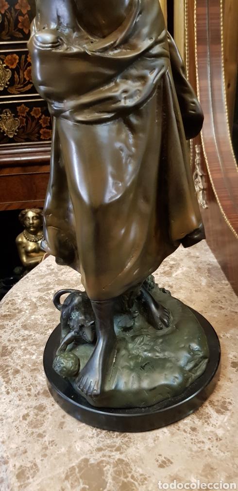 Arte: Escultura de bronce ( 61 cm ) - Foto 4 - 182083256