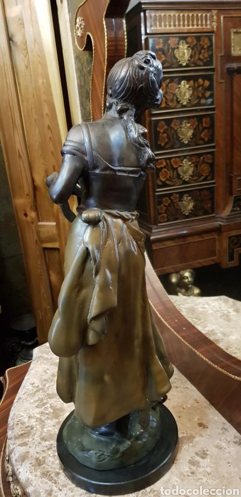 Arte: Escultura de bronce ( 61 cm ) - Foto 6 - 182083256