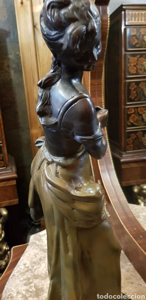 Arte: Escultura de bronce ( 61 cm ) - Foto 7 - 182083256