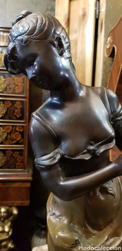 Arte: Escultura de bronce ( 61 cm ) - Foto 9 - 182083256