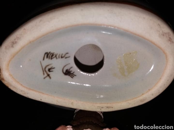 Arte: Espectacular rana,firmada.17.5 cm x 16 cm. - Foto 7 - 182100643