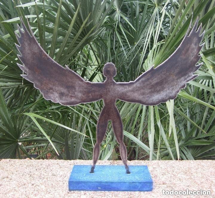 Arte: Escultura hierro - Foto 2 - 182280681