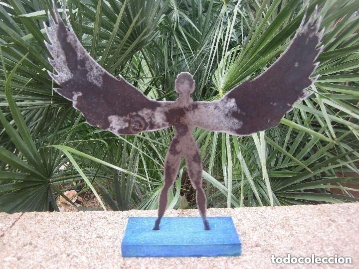 Arte: Escultura hierro - Foto 12 - 182280681