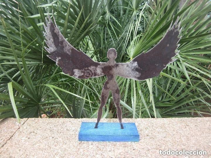 Arte: Escultura hierro - Foto 13 - 182280681