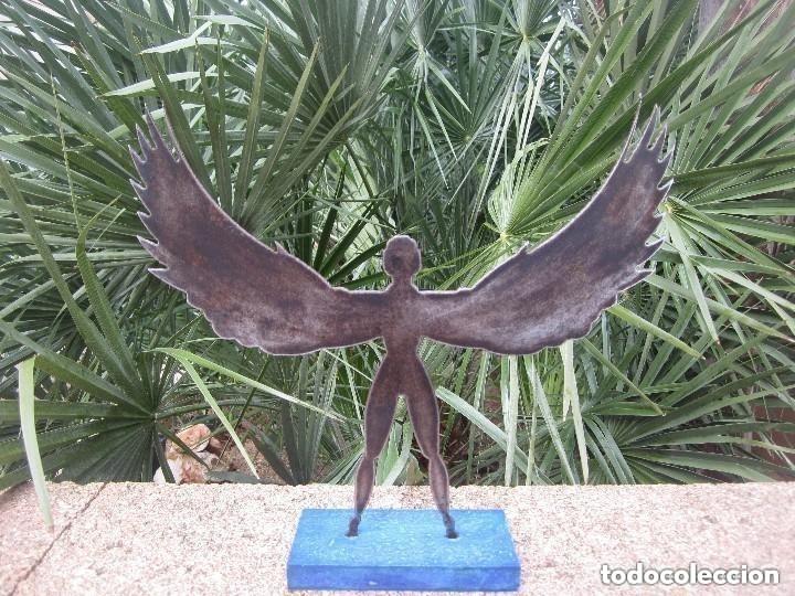 Arte: Escultura hierro - Foto 14 - 182280681