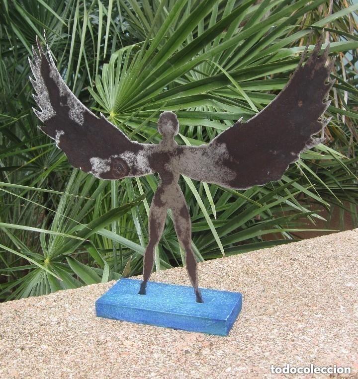 Arte: Escultura hierro - Foto 15 - 182280681