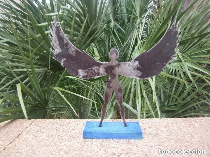 Arte: Escultura hierro - Foto 16 - 182280681