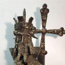 Arte: URRUSTI, RAFAEL RODRÍGUEZ ( OVIEDO // 1922- 2000 // ASTURIAS ) ESCULTOR. Lote 182396513