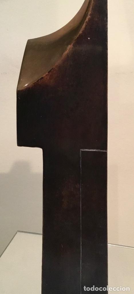 Arte: Lorenzo Frechilla, escultura bronce firmada - Foto 9 - 182674287