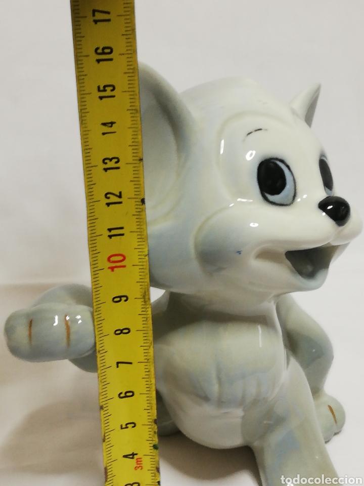 Arte: Figura gato en porcelana walt disney producción - Foto 5 - 182803591
