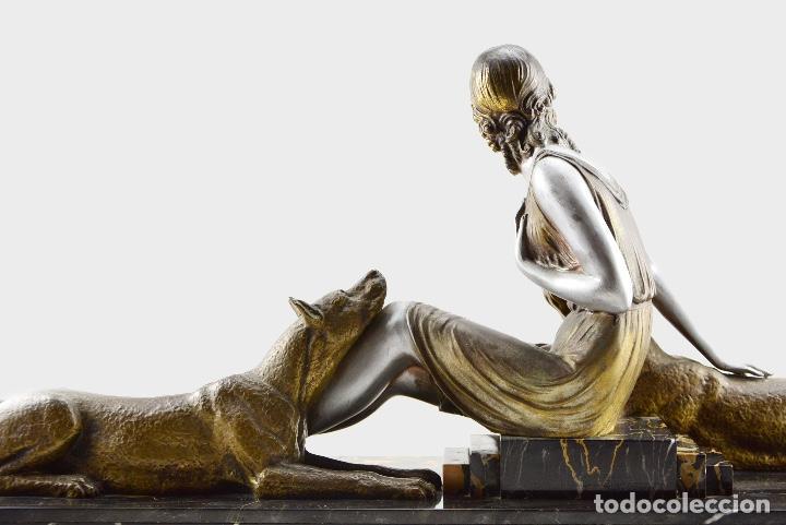 Arte: ESCULTURA DE DEMETRE CHIPARUS - Foto 4 - 183740132