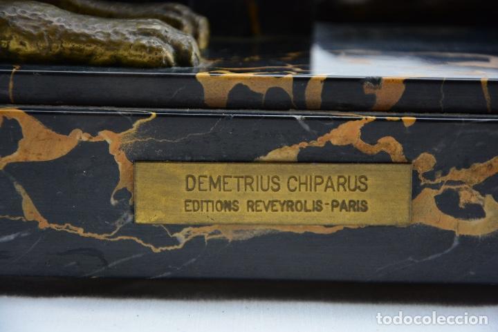 Arte: ESCULTURA DE DEMETRE CHIPARUS - Foto 8 - 183740132