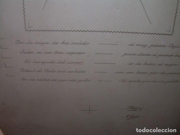 Arte: ANTIGUA PIEDRA LITOGRAFICA. - Foto 11 - 183991768