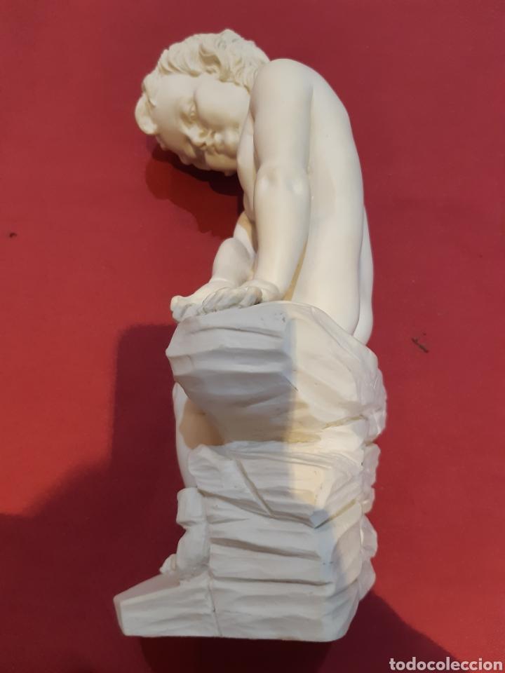 Arte: Figura Niño Pensador A. GIANNELLI - Foto 2 - 184273287