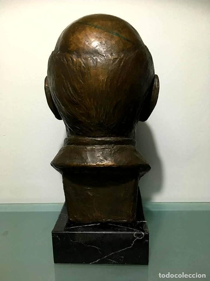 Arte: JAUME CASES MARTÍNEZ Escultura 46x23x23 cm firmada fechada 1998 - Foto 4 - 184781922
