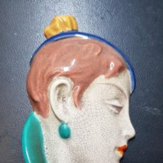 Arte: FIGURA DE PORCELANA MADE IN CHECOSLOVAQUIA ROYAL DUX. INICIO DE LA MARCA. NUMERADA. Lote 186357367