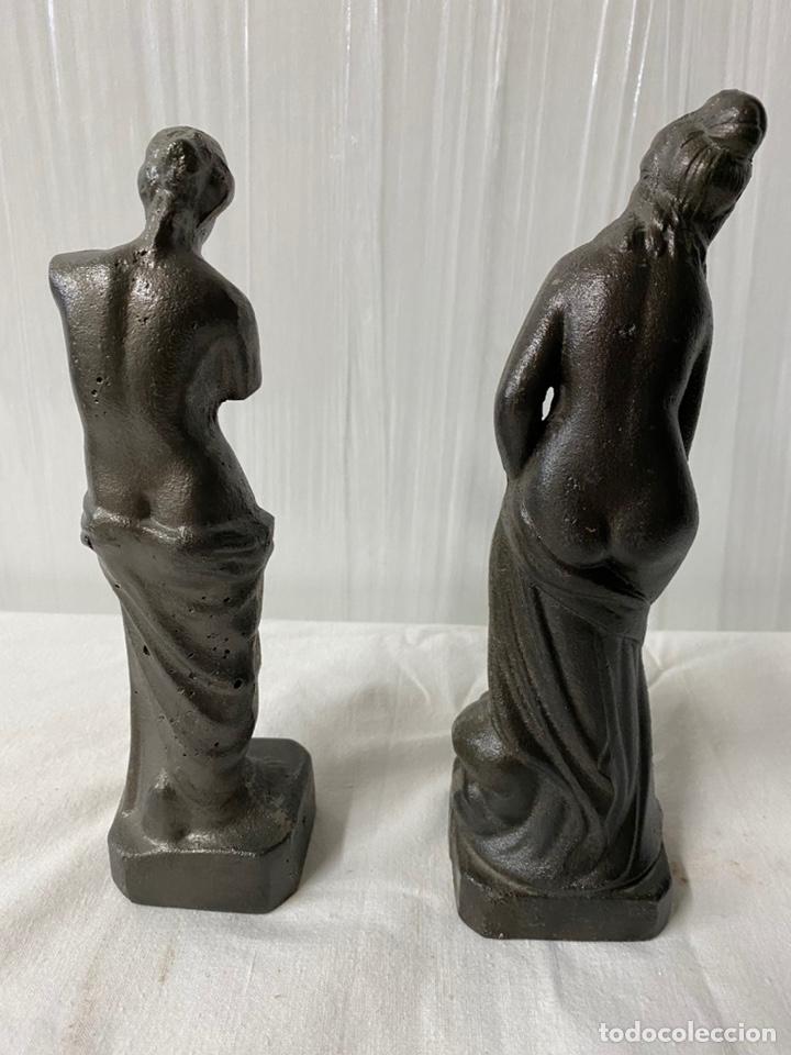 Arte: mujeres griegas de plomo, rareza, preciosas, Unicas. - Foto 3 - 187080892