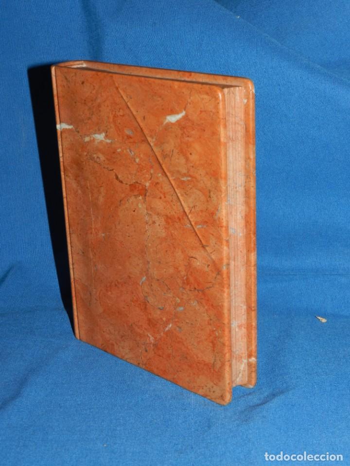 (M) ESCULTURA ORIGINAL DEL ESCULTOR REALISTA - JOAN MORA - EJEMPLAR UNICO . PIEDRA DE CALATORAO 1989 (Arte - Escultura - Piedra)
