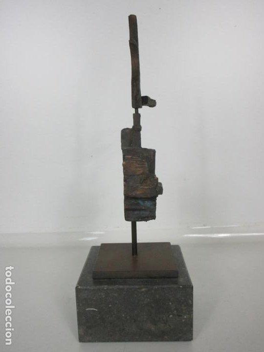 Arte: Escultura de Bronce Original -Antoni Clavé y Sanmartí (1913-2005) -Firmada y Numerada 4/6 Ejemplares - Foto 16 - 192468738