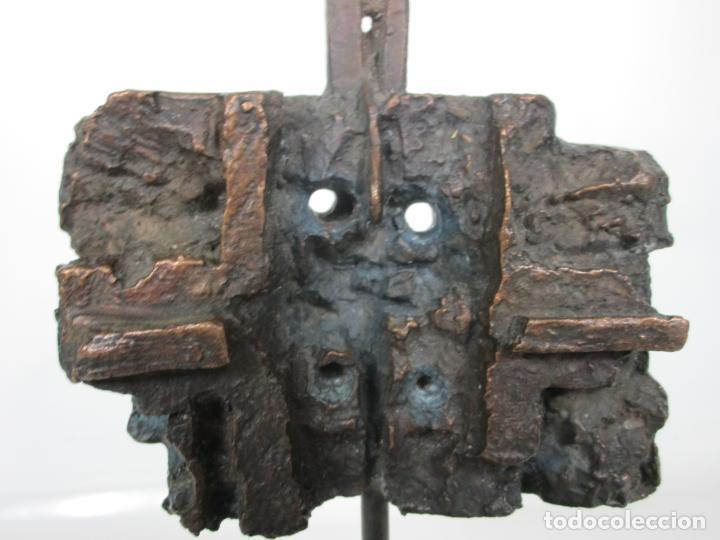 Arte: Escultura de Bronce Original -Antoni Clavé y Sanmartí (1913-2005) -Firmada y Numerada 4/6 Ejemplares - Foto 19 - 192468738