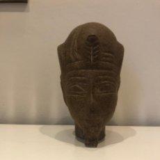 Arte: CABEZA EGIPCIA. Lote 193379523