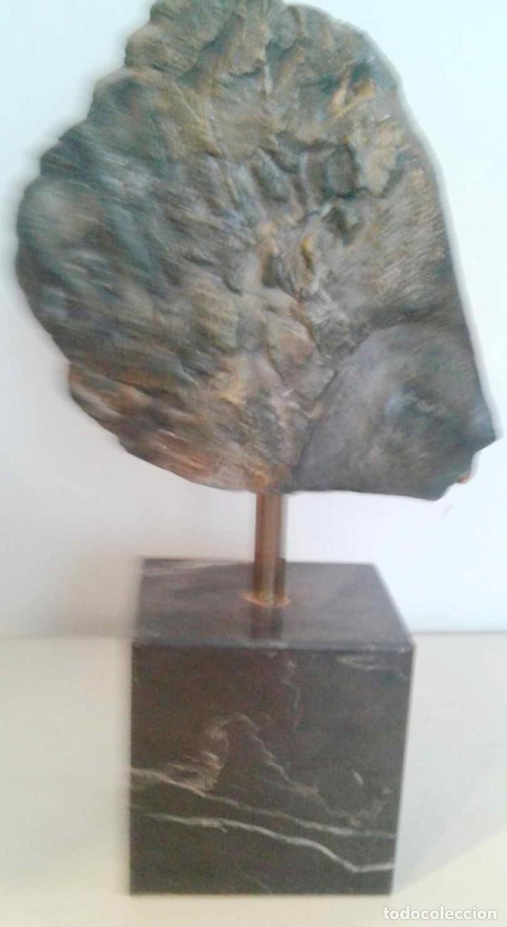 CRIATURA DEL MAR. SIGLO 20. ESCULTURA DE MATERIAL REFRACTARIO(TERRACOTA O BARRO CON CHAMOTA) (Arte - Escultura - Terracota )