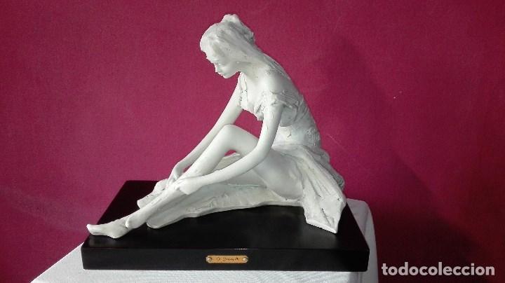 FIGURA PORCELANA DE G. BARBETTA (Arte - Escultura - Porcelana)