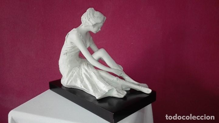 Arte: FIGURA PORCELANA DE G. BARBETTA - Foto 3 - 194282210