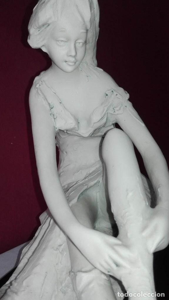 Arte: FIGURA PORCELANA DE G. BARBETTA - Foto 5 - 194282210