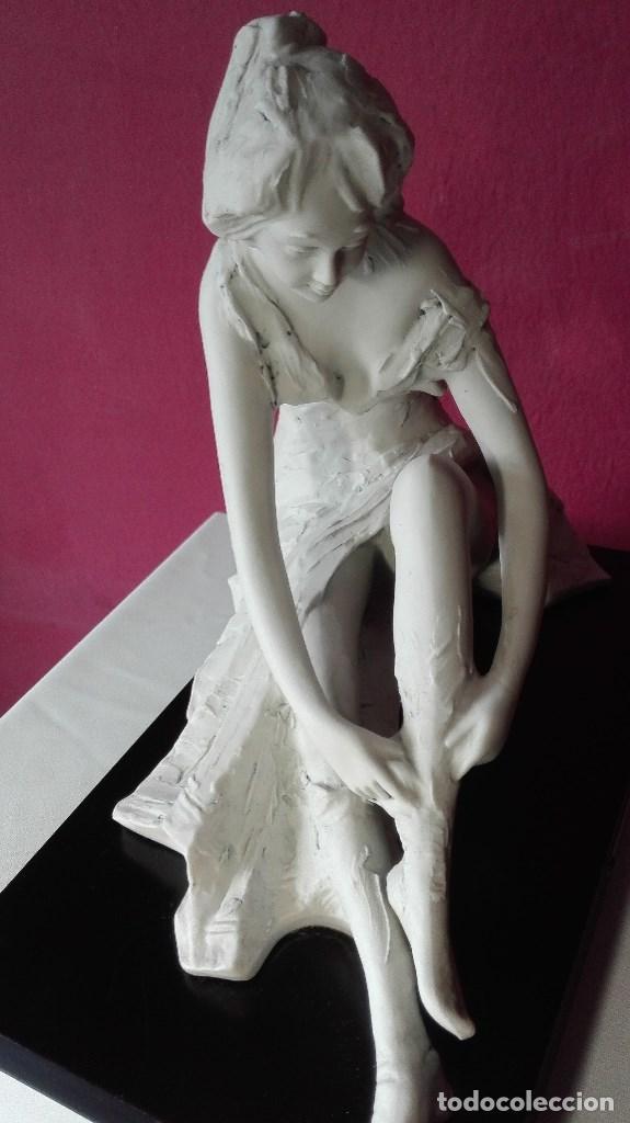 Arte: FIGURA PORCELANA DE G. BARBETTA - Foto 12 - 194282210