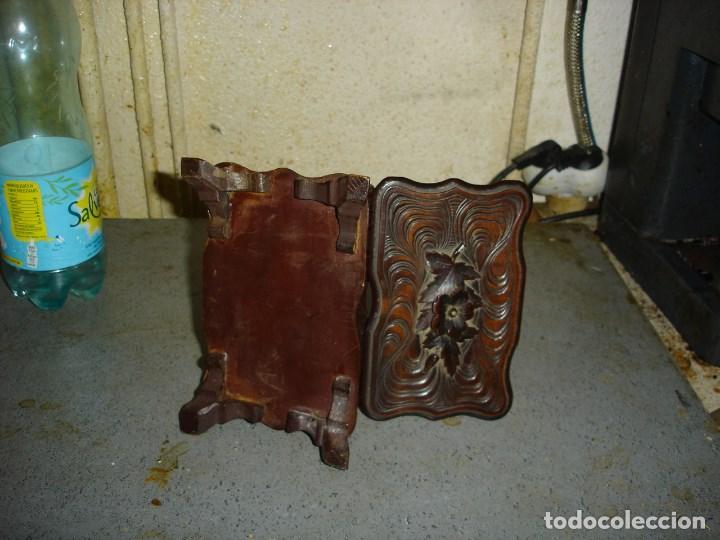 Arte: caja selva negra siglo 19 joyero ver fotos - Foto 3 - 194322016
