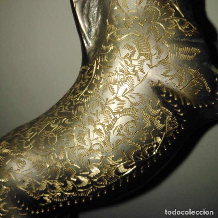 Arte: Caballo, bronce cincelado. - Foto 5 - 194542568