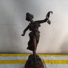 Arte: IMPORTANTE ESCULTURA FRANCESA SIGLO XIX. Lote 194649098