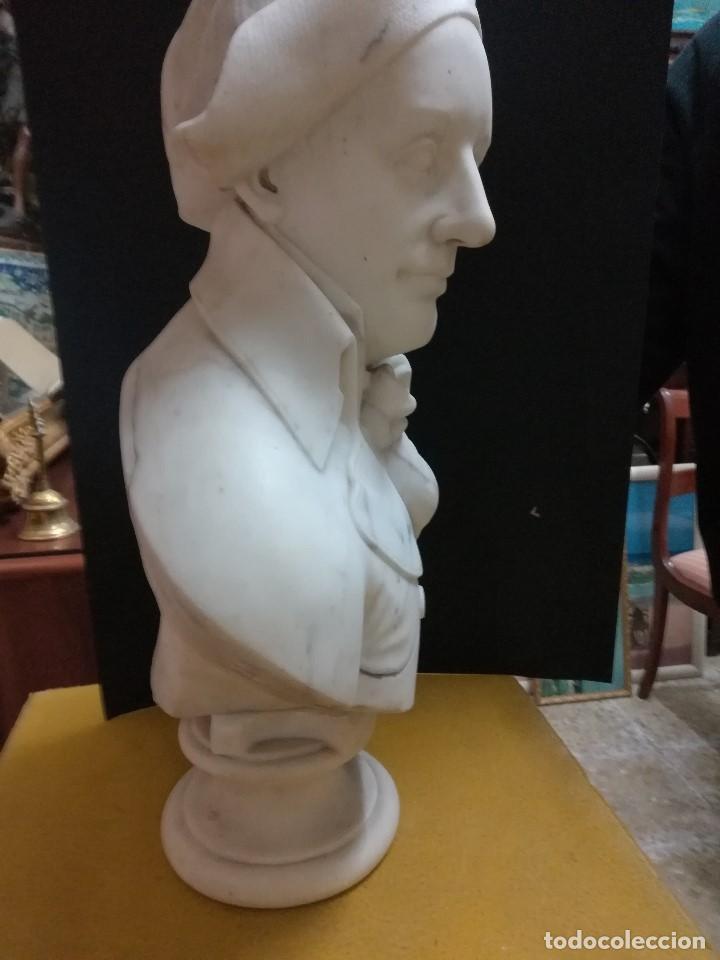Arte: Busto de un politico frances - Foto 4 - 194721982