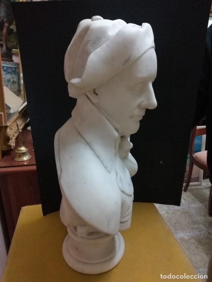Arte: Busto de un politico frances - Foto 6 - 194721982